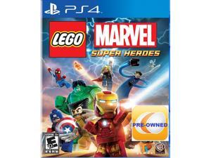 PRE-OWNED LEGO Marvel Super Heroes PS4