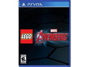 LEGO Marvel's Avengers PlayStation Vita