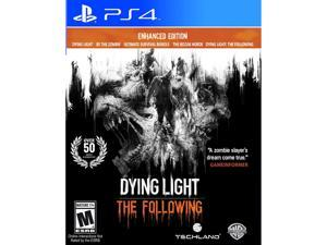 Dying Light: Following Enhanced Edition - PlayStation 4