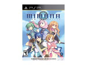 Mimana: Iyar Chronicle PSP Game AKSYS GAMES