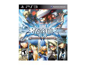 BlazBlue: Continuum Shift Playstation3 Game