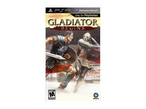 Gladiator Begins PSP Game AKSYS GAMES