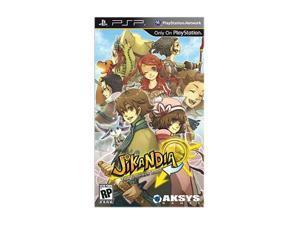 Jikanida: The Timeless Land PSP Game AKSYS GAMES
