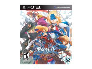 BlazBlue Continuum Shift EXTEND Playstation3 Game Aksys