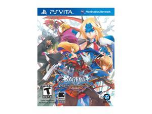 Blazblue Continuum Shift PS Vita Games