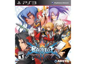 BlazBlue: Chrono Phantasma PlayStation 3 Aksys