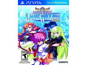 Arcana Heart 3 LOVE MAX!!!!! PlayStation Vita