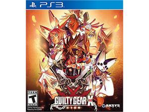 Guilty Gear Xrd - SIGN PlayStation 3