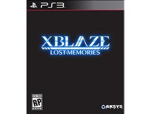 XBlaze Lost: Memories PlayStation 3