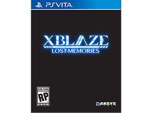 XBlaze Lost: Memories PlayStation Vita