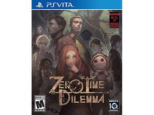 Zero Escape 3 PlayStation Vita