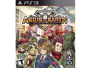 Aegis of Earth: Protonovus Assault - PlayStation 3