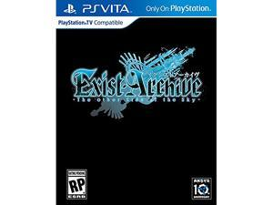 Exist Archive PlayStation Vita