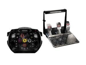 THRUSTMASTER Ferrari F1 Wheel Integral T500, PC and PS3 Compatible