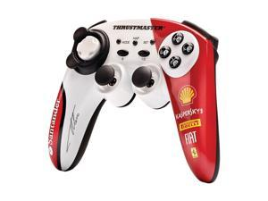 THRUSTMASTER PS3 F1 Wireless Gamepad Ferrari 150th Italia Alonso Edition