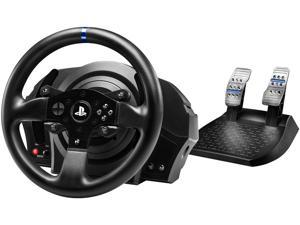 Thrustmaster T300 RS: The FIRST official Force Feedback wheel for PS4 (1080°)