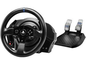 THRUSTMASTER T300 RS The FIRST official Force Feedback wheel for PS4 (1080 degrees)