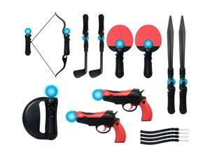 CTA 14 in 1 Pack for PlayStation Move