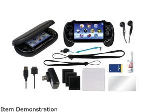 CTA Digital Playstation Vita 15 in 1 Travel Kit