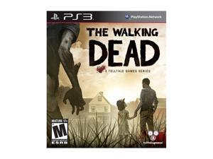 The Walking Dead Playstation3 Game