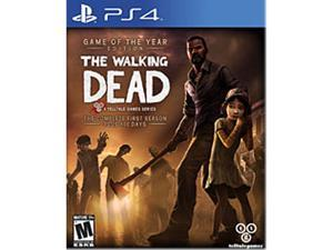 The Walking Dead Game of the Year Edition PlayStation 4