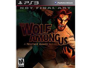 Wolf Among Us PlayStation 3