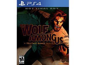 Wolf Among Us PlayStation 4