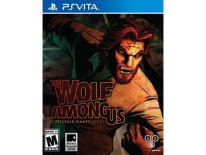 The Wolf Among Us PlayStation Vita
