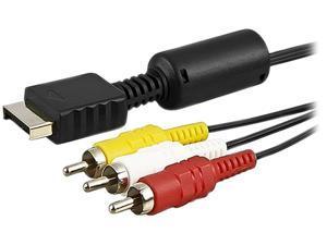 INSTEN AV Composite Cable for Sony PS3