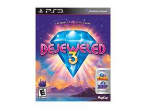 Bejeweled 3 Playstation3 Game Popcap