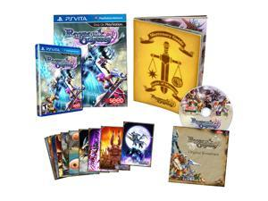 Ragnarok Odyssey Mercenary Edition PS Vita Games