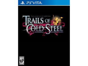 The Legend of Heroes: Trails of Cold Steel PlayStation Vita