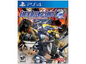 Earth Defense Force 4.1: The Shadow of New Despair PlayStation 4