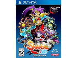 Shantae: Half-Genie Hero - 'Risky Beats' Edition - PlayStation Vita