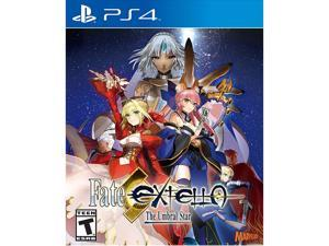 Fate/Extella: Umbral Star - PlayStation 4