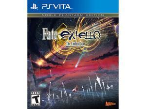 Fate/EXTELLA: The Umbral Star - Noble Phantasm Edition - PlayStation Vita