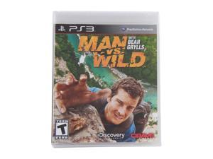 Man Vs Wild Playstation3 Game