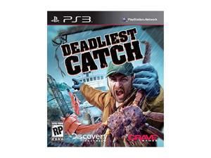 Deadliest Catch Playstation3 Game