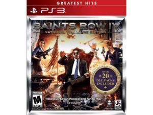 Saints Row IV: National Treasure Edition PlayStation 3
