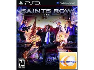 Pre-owned Saints Row IV PS3