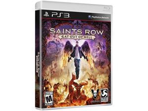 Saints Row: Gat out of Hell PlayStation 3