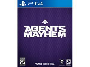 Agents of Mayhem (Standard Edition) - PlayStation 4
