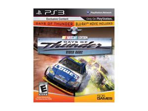 Days Of Thunder (Game & Movie) Playstation3 Game
