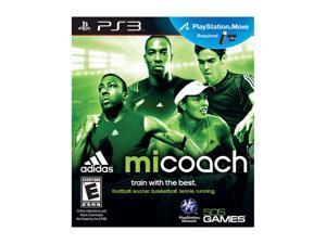 Mi Coach by Adidas PlayStation 3