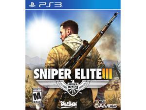 Sniper Elite V3 PlayStation 3