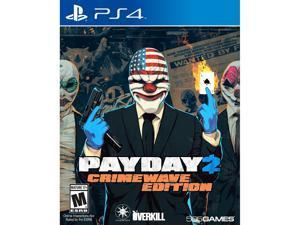 Payday 2 Crimewave PlayStation 4
