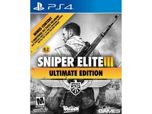 Sniper Elite III Ultimate Edition PlayStation 4