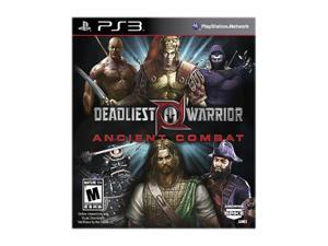Deadliest Warrior Playstation3 Game U&I Entertainment
