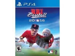 RBI Baseball 2016 - PlayStation 4