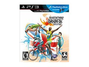 Summer Stars 2012 Playstation3 Game